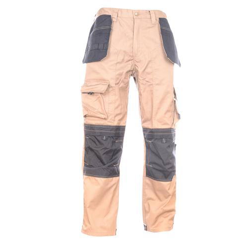 Apache APKHTST Apache Work Trousers with Holster Pockets - Stone