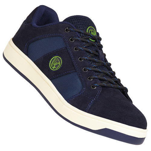 Apache GRABS Apache Grabs Safety Trainers (Navy)
