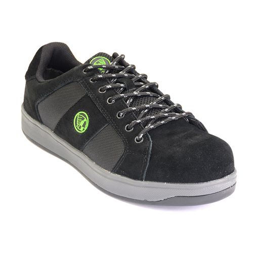 Apache KICK Apache Kick Safety Trainer (Black)
