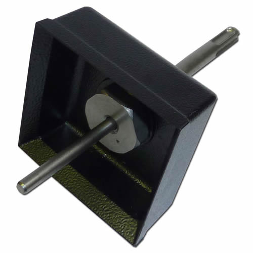 Armeg EBSSQUARESET Armeg EBS Replacement Square Cutter c/w SDS+ Adaptor