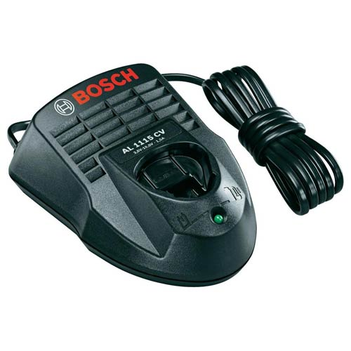Bosch 2607225515 Bosch 3.6v - 10.8v Li-ion Battery Charger