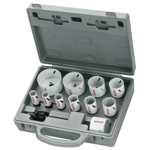 Bosch 2608584667 14 Piece Progressor Power Change Holesaw Set