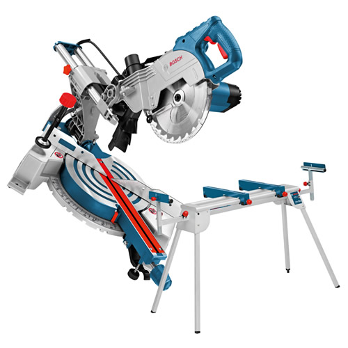 Bosch 216mm Slide Compound Mitre Saw with GTA2600