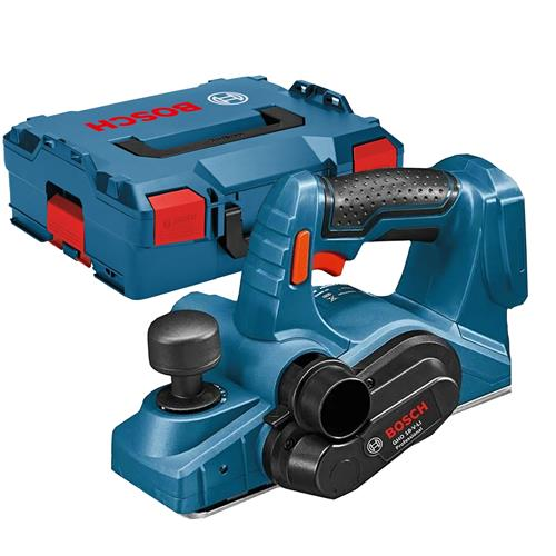 Bosch GHO18VLINCG Bosch 18v Cordless Li-ion Planer (Body Only) in L-Boxx