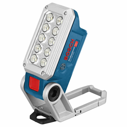 Bosch GLI 12 V-330 Bosch 12v Cordless Li-ion DeciLED Light Body