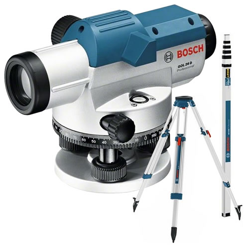 Bosch 061599400E Bosch GOL26D, BT160 & GR500 Optical Level