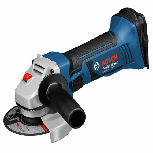 Bosch GWS 18 125VLIN Bosch 18V Li-ion 125mm Grinder - Body Only