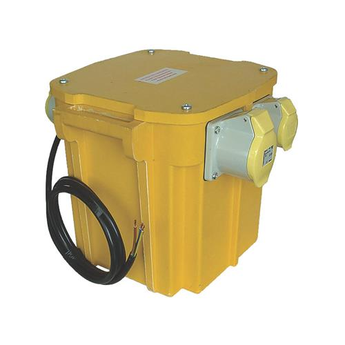 Professional CARCM500003 Transformer Triple Outlet (5kva)