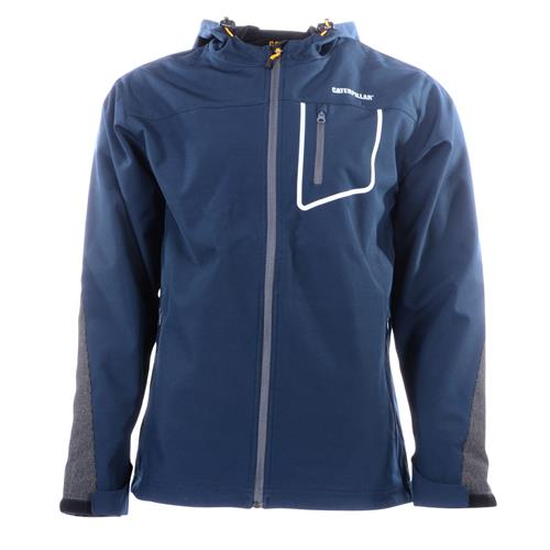 Capstone Soft Shell Jacket - Marine Blue