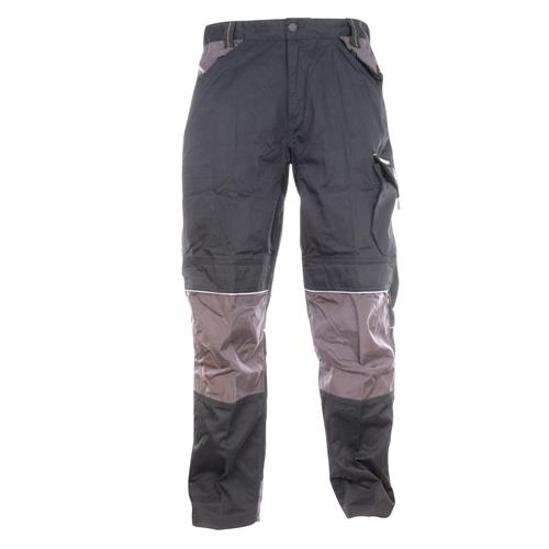 Skilled Ops Work Trouser - Black/Graphite