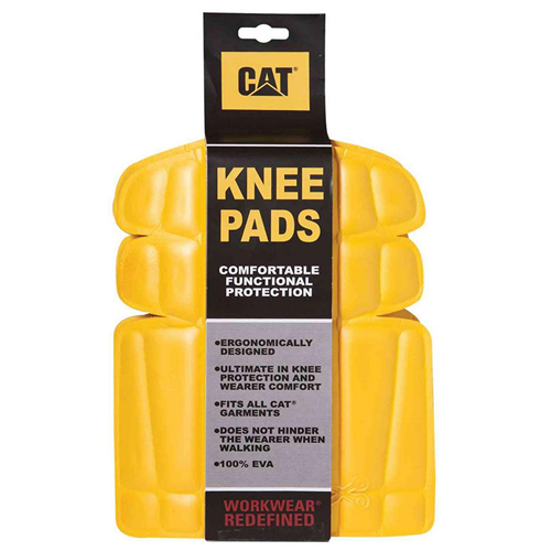 Caterpillar Knee Pads - One Size