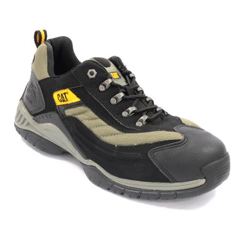 Caterpillar Moor Safety Trainers (Black)