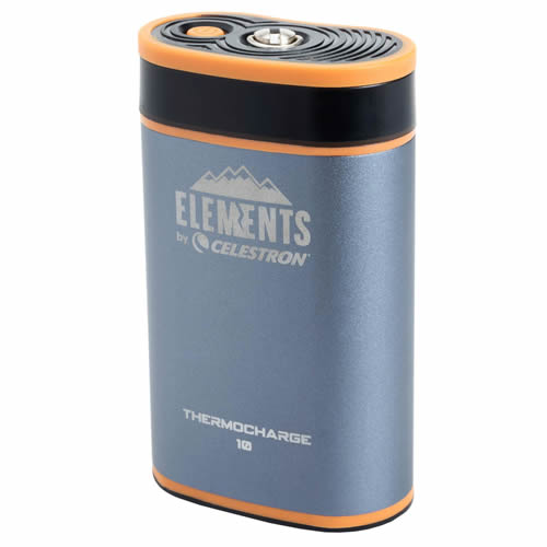 Celestron ThermoCharge 10 2in1 Hand Warmer & Power Bank - 10000 mAh