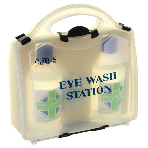 CMS EYEWSTATBRAC CMS Eye Wash Station