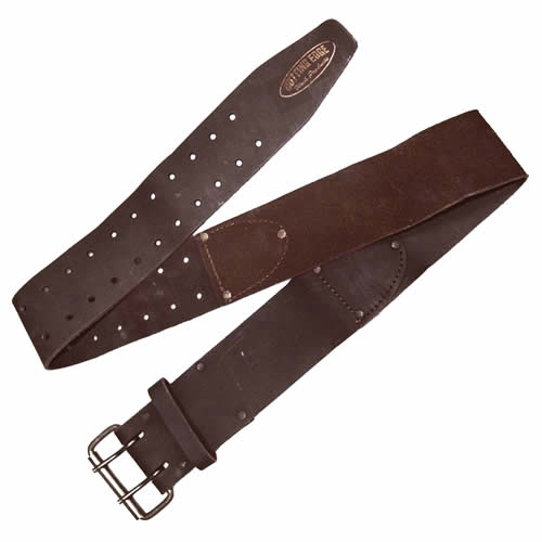 "Cutting Edge CEOTB3 Cutting Edge 3"" Oil Tan Belt - Brown"