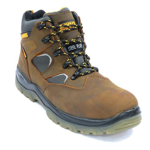 Safety Boots - Brown