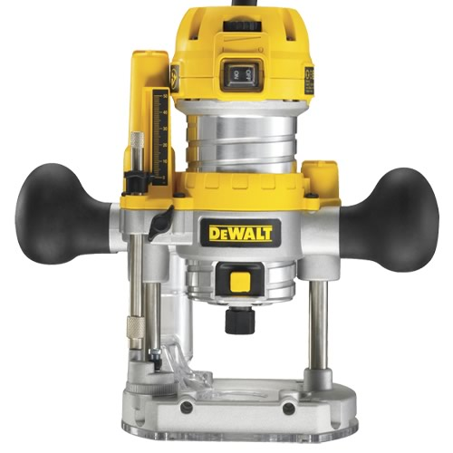 "Dewalt D26203 Dewalt Combination Router -  Plunge Base (1/4"" Shank)"