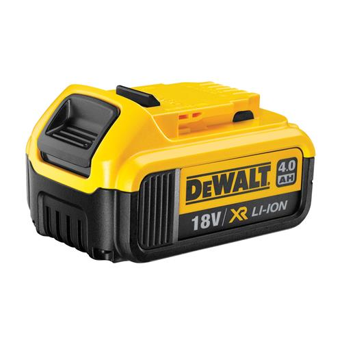 Dewalt DCB182 18v 4.0Ah XR Li-ion Slide-on Battery