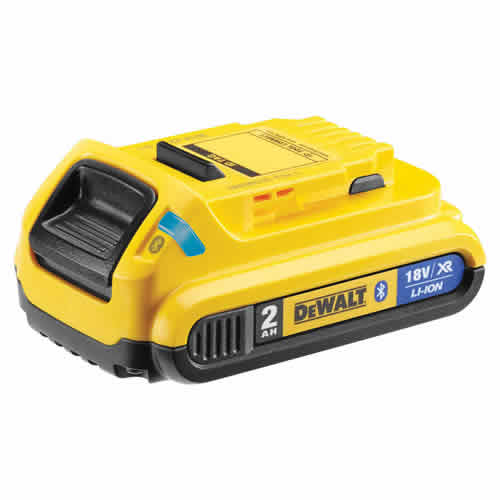 Dewalt DCB183B Dewalt 18v 2.0Ah XR Bluetooth Li-ion Battery