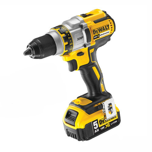 dewalt dcd990p2 dewalt 18v 5 0ah xrp brushless drill driver. Black Bedroom Furniture Sets. Home Design Ideas