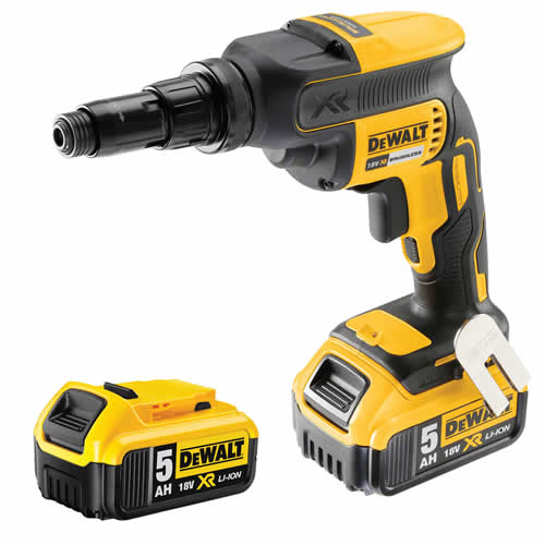 Dewalt DCF622P2 Dewalt 18v Li-ion XR Self-Drilling Screwdriver Kit
