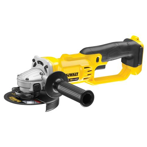 Dewalt DCG412 18v XR 125mm Grinder - Body