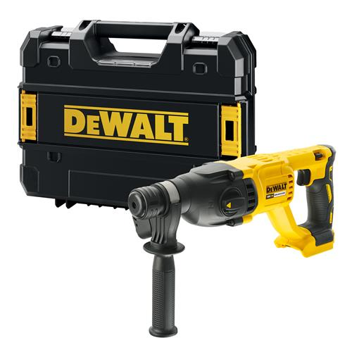 Dewalt DCH133NT 18v XR Brushless SDS+ Drill - Body with Case