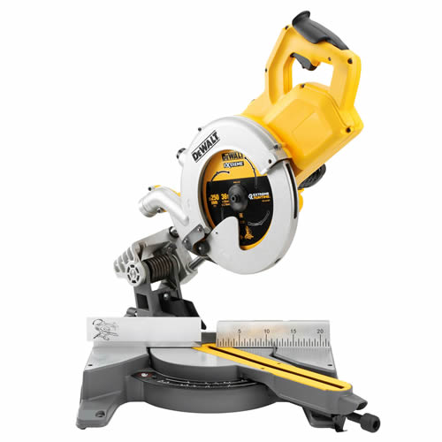 Dewalt DCS778 54v XR FLEXVOLT Li-ion 250mm Mitre Saw - Body