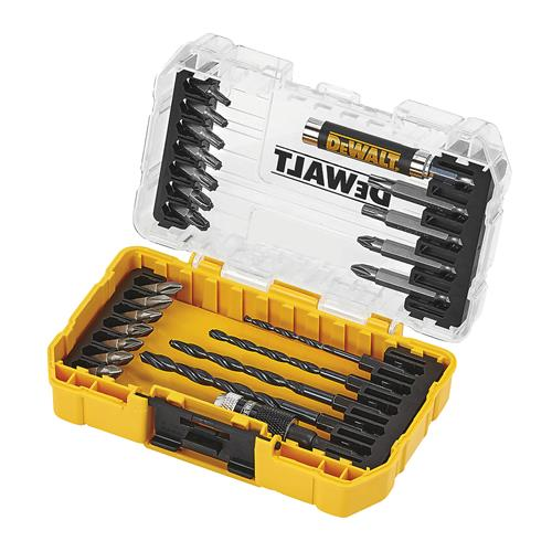 Dewalt DT70708 25 Piece Screwdriving and Drill Bit Set