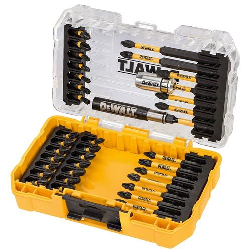 Dewalt 37 Piece Flextorq Impact Screwdriver Bit Set