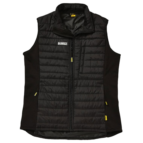 Dewalt Force Padded Gillet (Black)