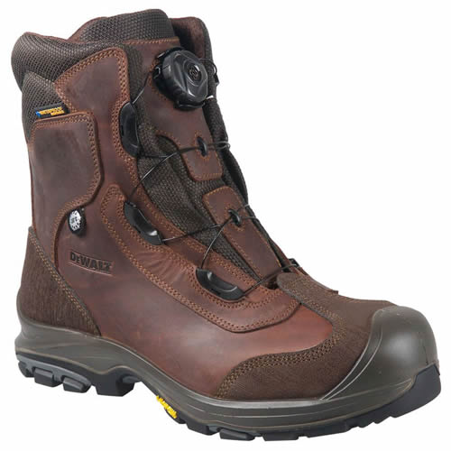 Dewalt Lakewood Waterproof Safety Work Boots (Brown)