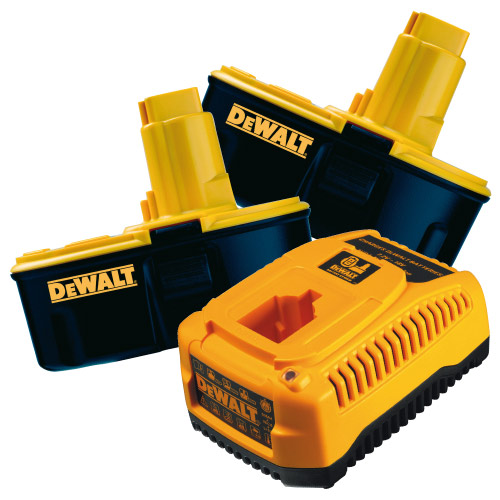 Dewalt NIMHPACK Dewalt 18v Battery And Charger Pack
