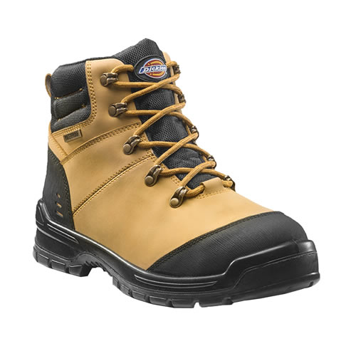 Cameron Safety Boot Honey 7