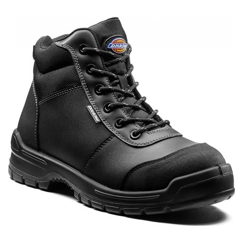 Andover Safety Boot - Black
