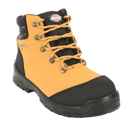 Cameron Safety Boot - Honey