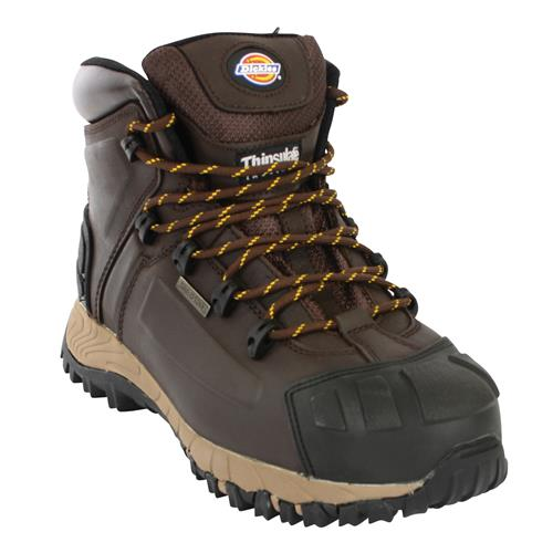 Medway Super Safety Boot - Brown