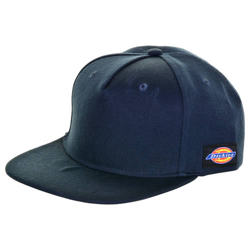 Dickies HA8013NY Dickies Snap Back Navy Cap