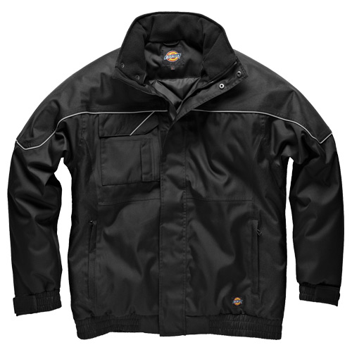 Dickies IN30060BK Dickies Waterproof Jacket (Black)