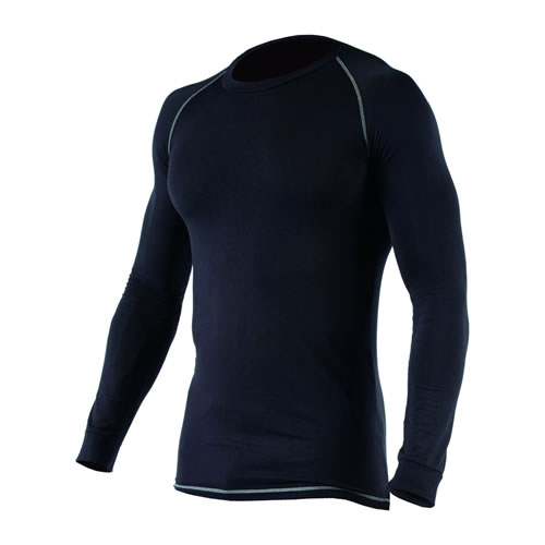 Base Layer Thermal Long Sleeve Top