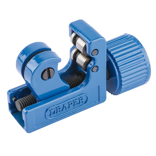 Draper 10579 Mini Copper Tube Cutter 3-22mm