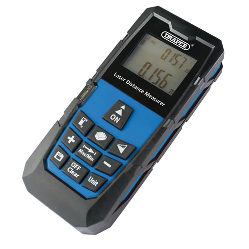 Draper 15102 Laser Distance Measurer 40m