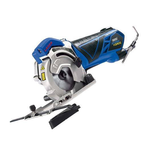 Draper 15098 Storm Force 89mm Mini Plunge Saw - 240V