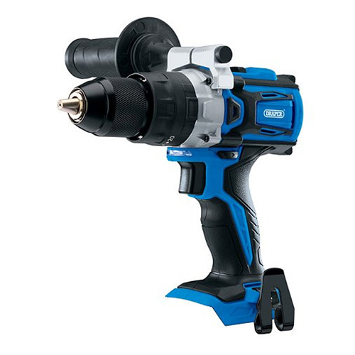 Draper 55338 20v D20 Heavy Duty Brushless Combi Drill - Body