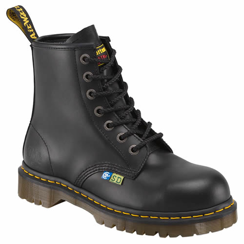 Dr Martens ICON Safety Boots (Black)