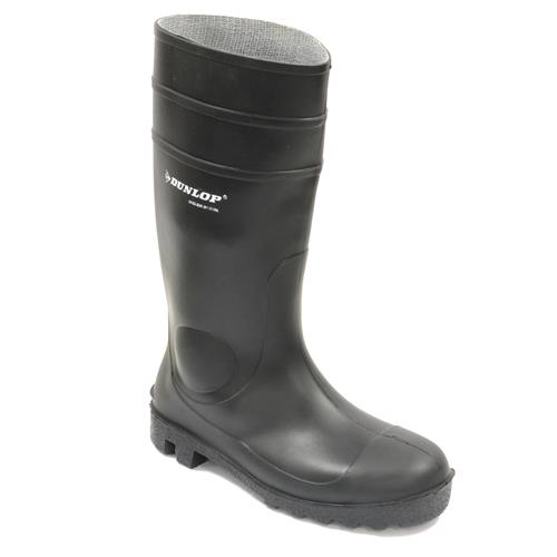 Dunlop Protomastor Full Safety Boots (Black)