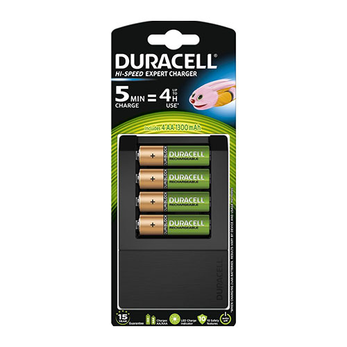 Duracell CEF15 Duracell 15 Minute Fast Charger