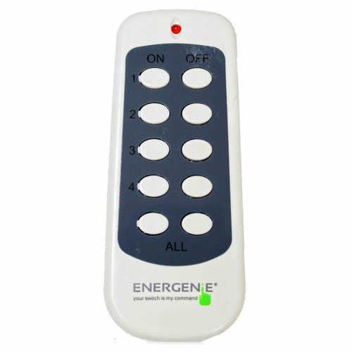 Energenie MIHO003 MiHome Hand Controller