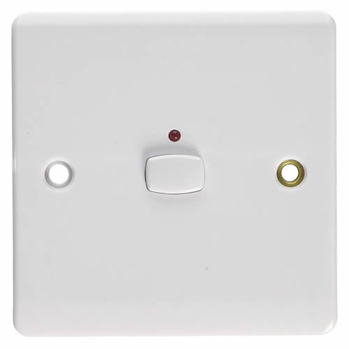 Energenie MIHO008 MiHome Style Light Switch - White