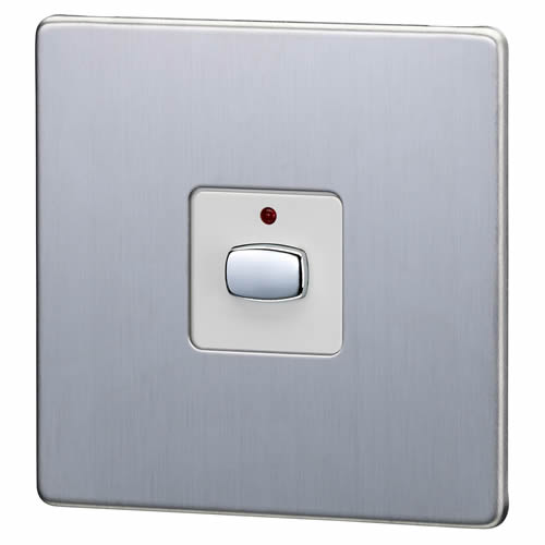Energenie MIHO026 MiHome Style Light Switch - Steel